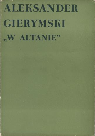 Aleksander Gierymski. W altanie.
