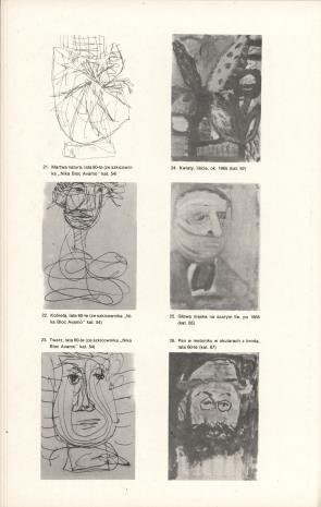 Artur Nacht-Samborski : 1898-1974 : Z pracowni artysty obrazy, rysunki, szkice, fotografie, dokumenty ; październik - listopad 1989.