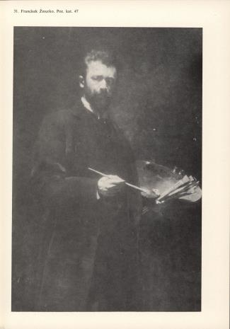 Autoportrety malarzy polskich XIX wieku