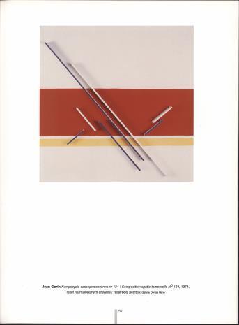 Galeria Denise René : sztuka konkretna = Galerie Denise René: art. concret