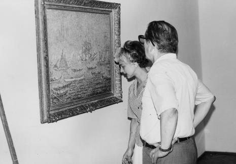 Z lewej Teresa Nalewajczyk (wicedyrektor ms)
