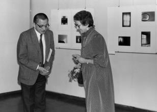 Eva Rubinstein. Fotografie z lat 1967-1982