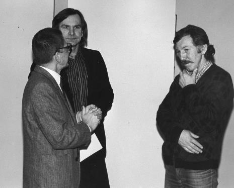 Dyr. Ryszard Stanisławski (ms), Józef Robakowski, Zbigniew Warpechowski