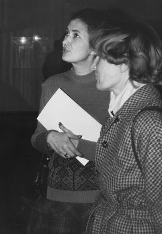Ewa Marciniak (KŁ PZPR), B. Regut (KD PZPR)