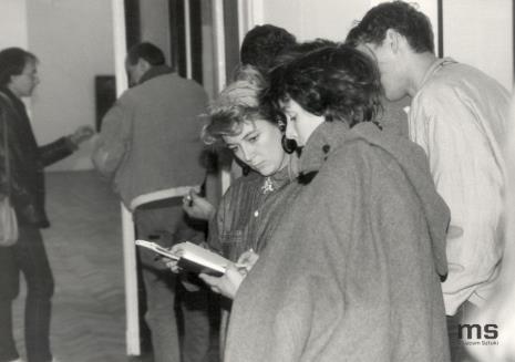 Zwiedzanie ekspozycji ms