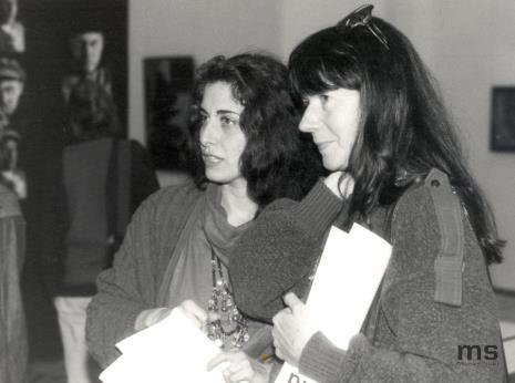 Goście z Londynu: Elisabeth Lepin i Inka Sobien-Steven