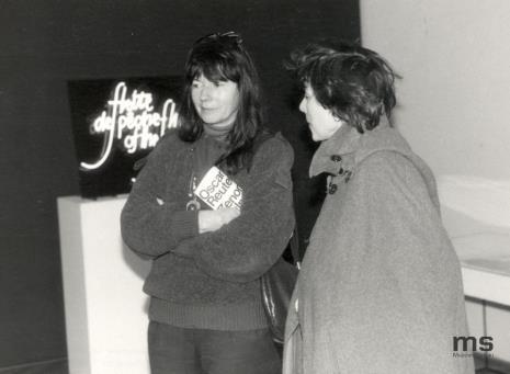 Z lewej Inka Sobien-Steven