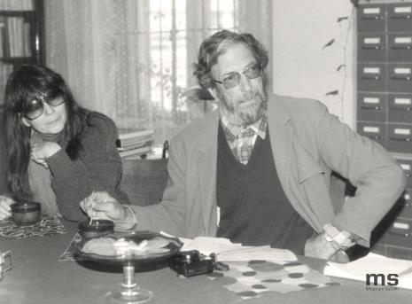 Inka Sobien-Steven, historyk architektury z Wielkiej Brytanii