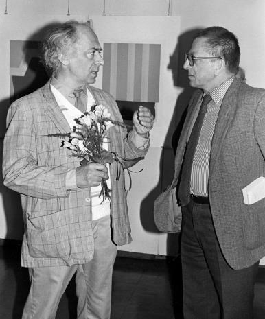 Steve Poleskie i dyr. Ryszard Stanisławski (ms)