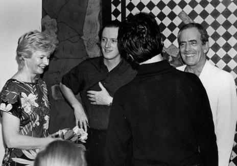Joan Hills, Sebastian Boyle, Mark Boyle
