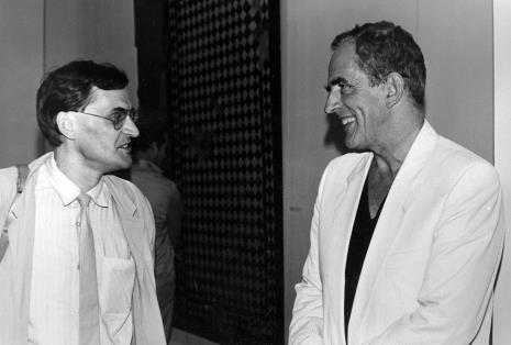 Zbigniew Juliusz Malicki i Mark Boyle