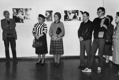 Z prawej red. Henryk Pawlak (redaktor naczelny Karuzeli) i red. Jerzy Cyperling (Dziennik Łódzki)