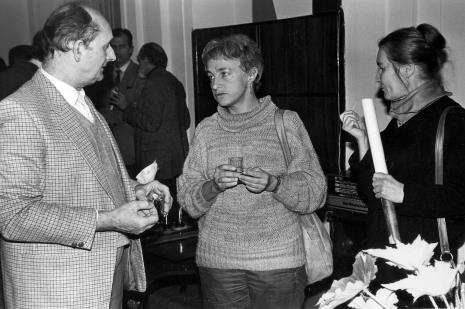 Stefan Krygier, Nika Strzemińska, Krystyna Krauze