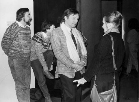 Zygmunt Krauze w rozmowie z Krystyną Krygier