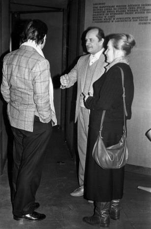 Zygmunt Krauze, Stefan Krygier, Krystyna Krygier