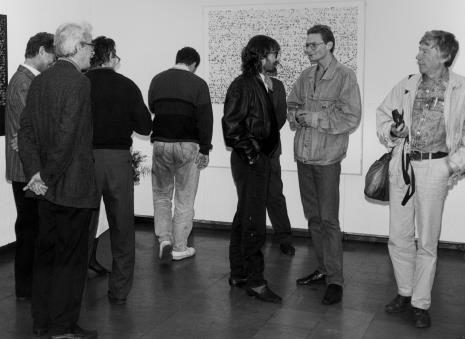 Z lewej bokiem Andrzej Gieraga, Ryszard Hunger i Jerzy Treliński (PWSSP w Łodzi), x Andrzej Szewczyk, x, Tadeusz Rolke