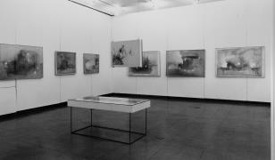 Jerzy Stajuda. Obrazy, akwarele, rysunki