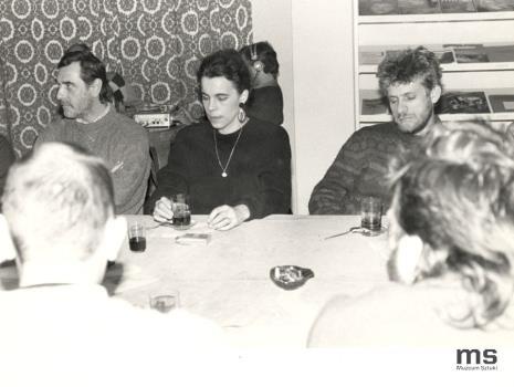 Tomasz Ciecierski, Anna Beller, Leon Tarasewicz