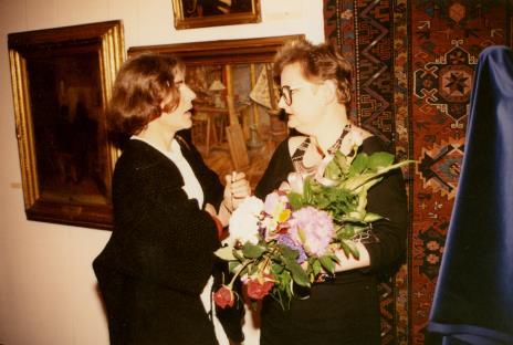 Red. Krystyna Namysłowska, Marta Ertman (Dział Sztuki Polskiej)