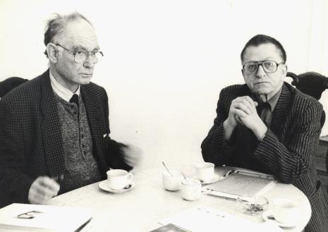 Dyr. Yona Fischer (The Musum of Art w Tel Avivie), Ryszard Stanisławski