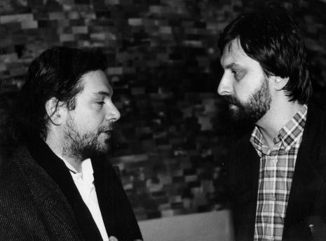 Z lewej Andrzej Paruzel