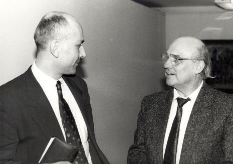 Dyr. Jaromir Jedliński (ms), Ryszard Kapuściński