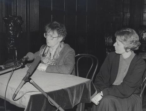 Marta Fik, Katarzyna Jasińska (Dział Promocji)