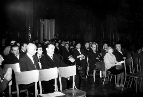 Uczestnicy zebrania