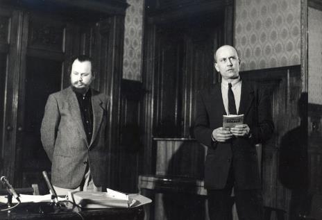 Piotr Piotrowski i dyr. Jaromir Jedliński (ms)
