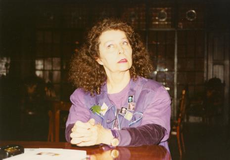 Isabelle Colin Dufresne - Ultra Violet