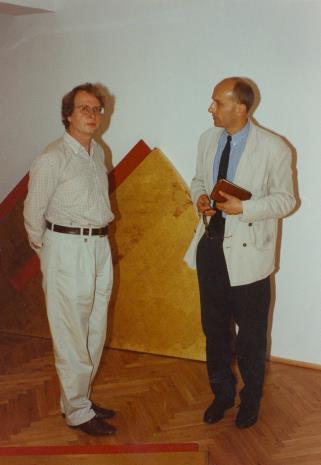 Dyr. Christoph Brockhaus (Duisburger Wilhelm Lehmbruck Museum) i dyr. Jaromir Jedliński (ms)