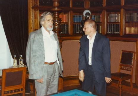 Z prawej Ryszard Stanisławski