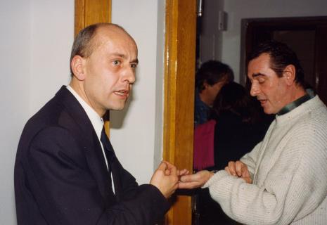 Dyr. Jaromir Jedliński (ms), Tomasz Ciecierski
