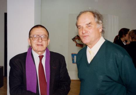 Ryszard Stanisławski i Carel Visser