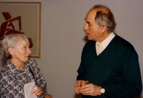 Aleksandra Prokop, Carel Visser