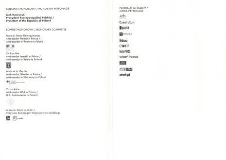 [Zaproszenie] Polak, Żyd, artysta. Tożsamość i awangarda […]