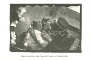 [Zaproszenie] Łodź Getto. Fotografie Henryka Rossa. [...]