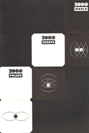 [Zaproszenie] Tadeusz Piechura. Posters/ Plakat.