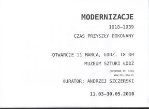 kurator: Andrzej Szczerski