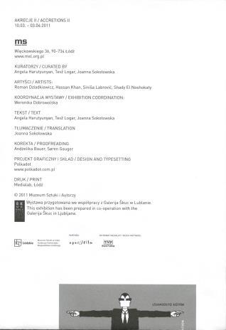 [Folder/Zaproszenie] Akrecje II/ Accretions II  […]