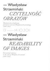 Konferencja związana z wystawą Powidoki życia. Władysław Strzemiński i prawa dla sztuki. Kuratorzy: Jarosław Suchan, Paweł Polit.