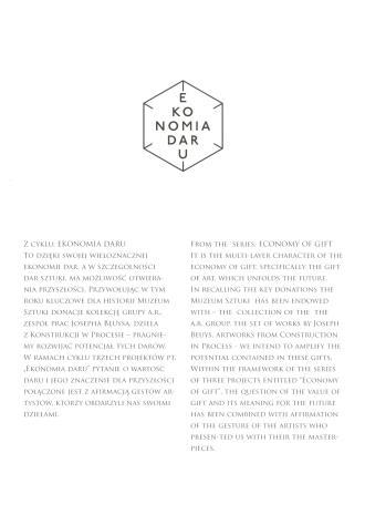 [Zaproszenie] Wikimuzeum. Projekt z cyklu ekonomia daru/ Project from the series Economy of gift.