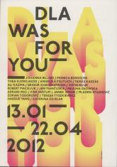 [Zaproszenie] Dla was/ For you. […]