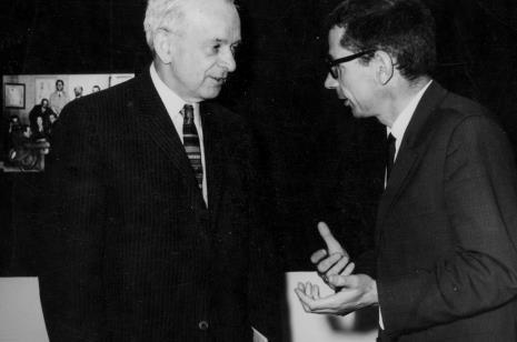 Jan Brzękowski i Stanisław Fijałkowski