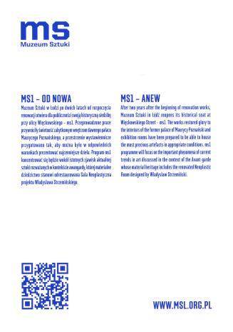 [Zaproszenie] Od nowa-ms1/ A new-ms1.
