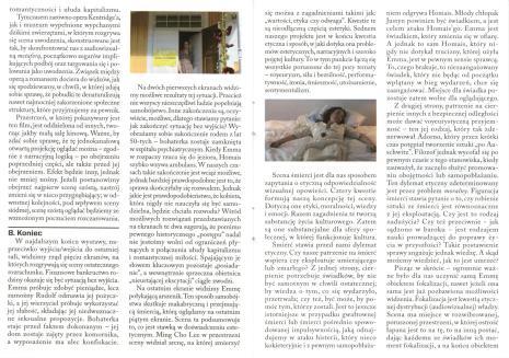 [Ulotka/Folder] Mieke Bal & Michelle Wiliams Gamaker. Madame B. Zgłębianie kapitalizmu emocjonalnego […]