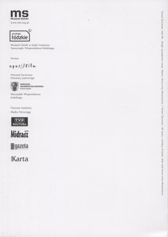 [Zaproszenie] Teresa Żarnowerówna 1897-1949. Artystka końca utopii/ An Artist of the End of Utopia.
