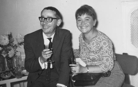Stanisław Fijałkowski i Maria Stangret-Kantor