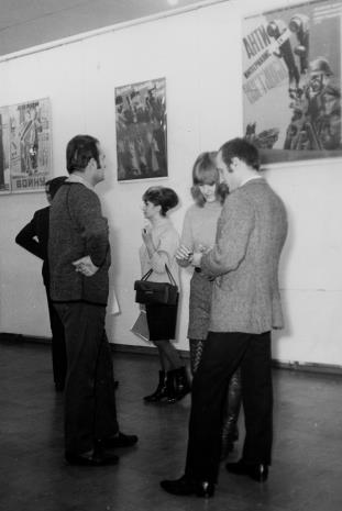 Na pierwszym planie od lewej Lech Kunka, M. Wujkowa, inż. Jakub Wujek