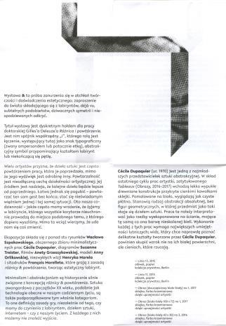 [Informator/ Folder] & ms, Więckowskiego 36.